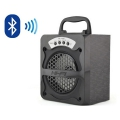 MS-130BT wireless portable bluetooth speaker with mic input