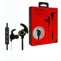 Bluetooth fülhallgató AMW-30 Wireless Sport Stereo  Headset MIC fülkampó, zajszűrés, iPhone Xiaomi IOS