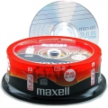 Maxell CD-R 25-ös hengerben Audio XL-II 80 700MB