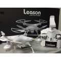LEASON LS-126 Quadcopter ( Drón )  2.4GHZ 4CH R/C Drone w/Camera and WIFI !!!