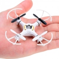 Mini Drones Quadcopter ( Drón ) 2,4 Ghz 6 Axis Gyro, UFO 360 degree LED lights