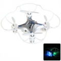 Space Taek Mini Quadcopter ( Drón ) 2,4 Ghz 360 Flip 6 Axis Gyro, Led Lighting 3D Flying