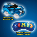 Mágikus autó, 5 LED-es távirányítóval ( Magic Tracks 5 LED-es Remote Control )