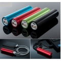 Power Bank with USB Cable (2600mAh)