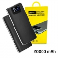 Smart Intelligent Power bank 20000 mAh
