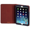 "Hama ""Lissabon"" Portfolio for Apple iPad Air, blue/red NO: 00104646"