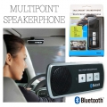 BLUETOOTH kihangosító szett, HandsFree Bluetooth multipoint speakerPhone