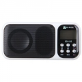 Mini-hifi Digital Media Speaker SD-102 High Quality Fashionable  Support TF Card/USB/FM Radio