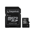 Kingston microSDHC 8GB MEMORY CARD CLASS 4