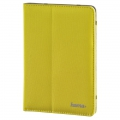 "Hama ""Strap"" Portfolio for tablets up to 25.6 cm (10.1""), yellow 00123057"