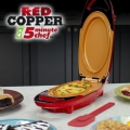 Red Copper 5 Minute Chef Electric Cooker sütőkészülék