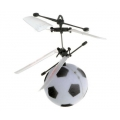 GÖMB ALAKÚ FOCI HELIKOPTER /FOOTBALL MINI FLYER/