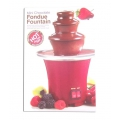 CSOKISZÖKŐKÚT ÉS FONDÜ  Mini Chocolate Fondue Fountain