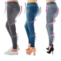Slim'n Lift Jeans karcsúsító farmer leggings