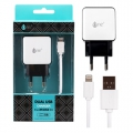 Dual usb wall charger for iphone 5/6  NO: 21101021