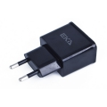 Hálózati USB töltő EKA 5V 2.1  2-Ports Dual USB 2 pin AC Power Adapter Travel USB