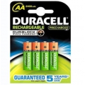 DURACELL RECHARGEABLE NI-MH HR06-AA-SUPREME 2400 mAh BL*4 Pcs