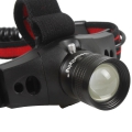 ALUMINUM HEADLAMP CREE 5W (3xAAA) 300 Lumens 5W LED Zoomable