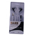 In-Ear Headphone BASS High Quality Premium EV-3035SL
