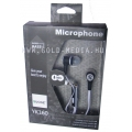 Microphone Head Phones YK160 Amazing Sound Quality