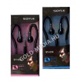 Soyle SY-810 Sound Stereo Earphones SPORT AND MUSIC together