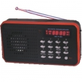 MP3 MINI-SPEAKER WS-958RC FM RADIO