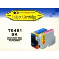 Inkjet Cartridge TO-481 Black