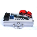 Powerful Military High-Powe BLUE Burning laser Pointer Battery Charger Glasses Box BRUTAL 6in1 10000mW