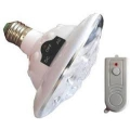 Flying disk type charged remote control emergency lamp YD-678