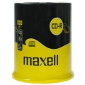 Maxell CD-R 100-as hengerben 700MB 52x
