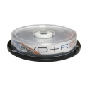FREESTYLE DVD+R 8,5GB 8X DL PRINT CAKE*10 [40228]