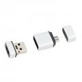 PLATINET  Android Pendrive USB 2.0 WX-Depo 16GB + microUSB tablethez 42118