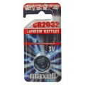 Maxell CR2032 gombelem