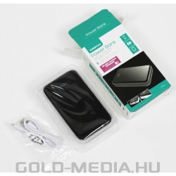 OMEGA POWER BANK 10000mAh 2xUSB@5.0V 1A&2.1A [41995]