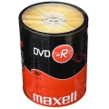 Maxell DVD-R 100-as fóliában 4,7GB 16x